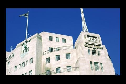 The Broadcasting House refurbishment will not be delivered until April 2013, four years late